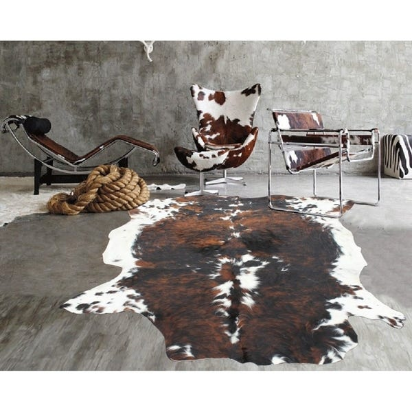 Cowhide rugs available